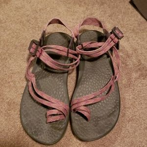 Womens Chaco shoes, size 8